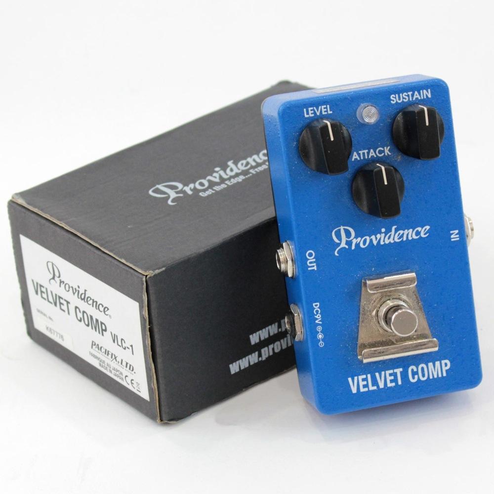 Providence VLC-1 VELVET COMP ギターエフェクター 【中古】