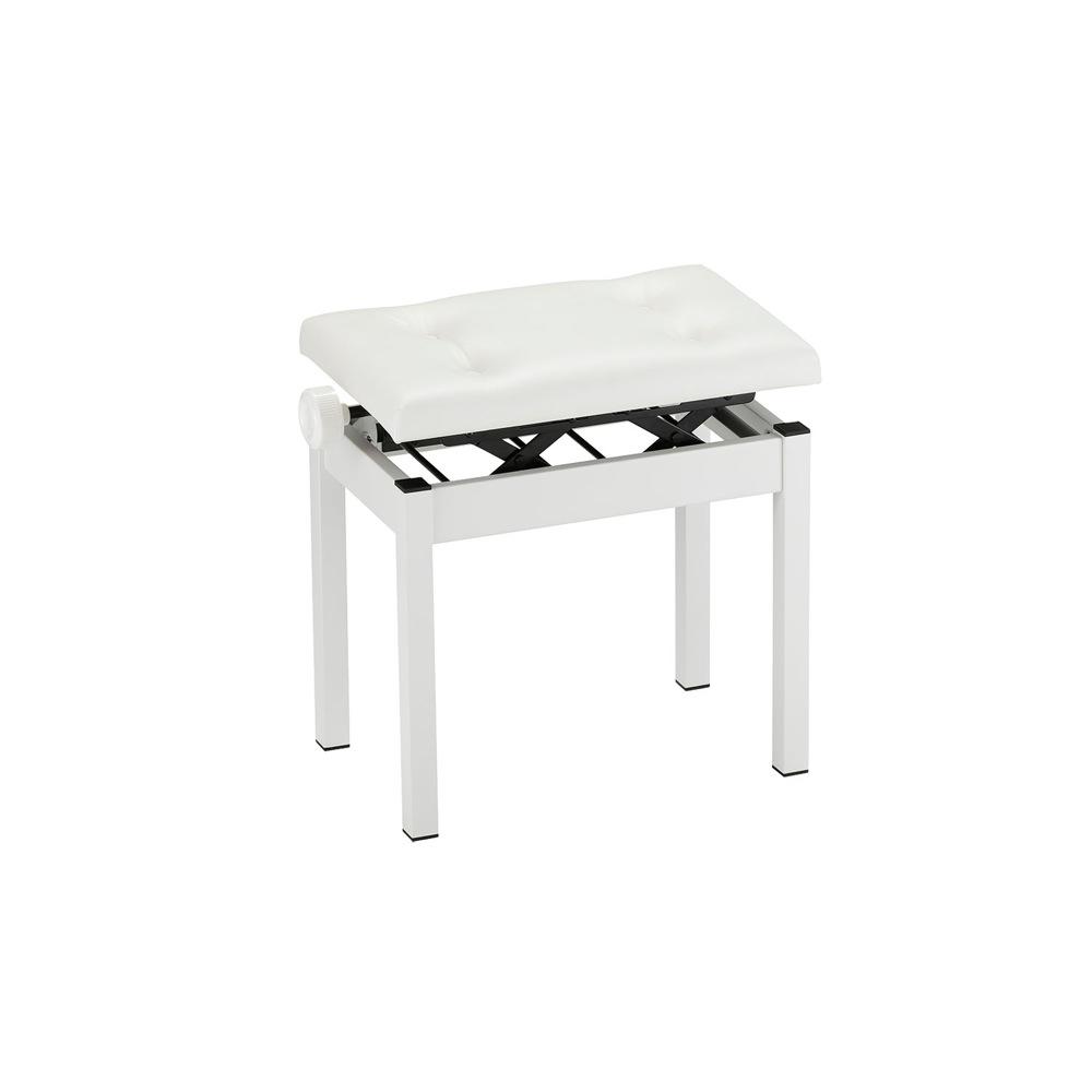 KORG PC-550-WH ピアノイス ピアノ用高低自在椅子 ピアノベンチ