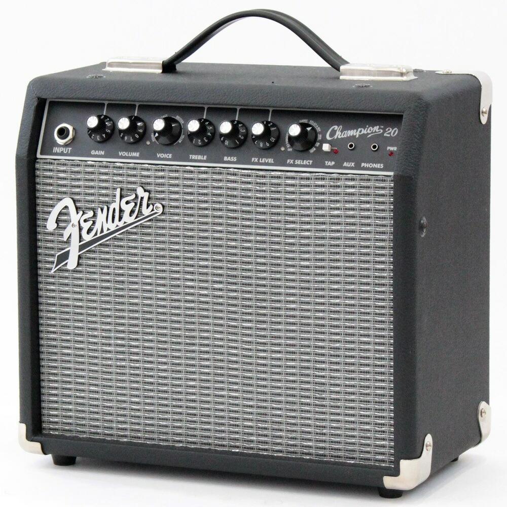 Fender Champion 20 ギターアンプ 【中古】