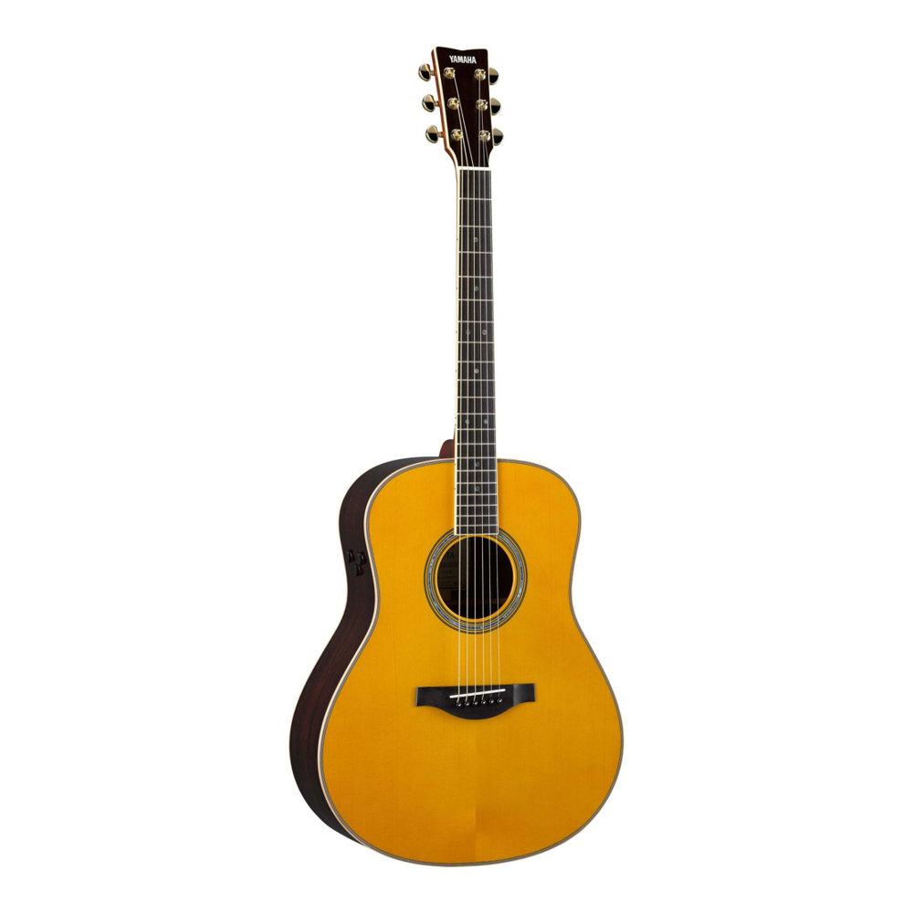 YAMAHA LL-TA VT トランスアコースティックギター