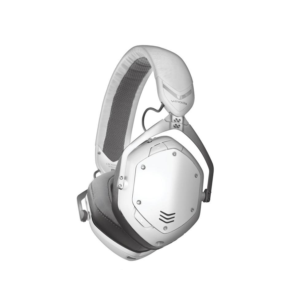 V-moda XFBT2-MWHITE CROSSFADE II WIRELESS MATTE WHITE Bluetooth ワイヤレスヘッドホン