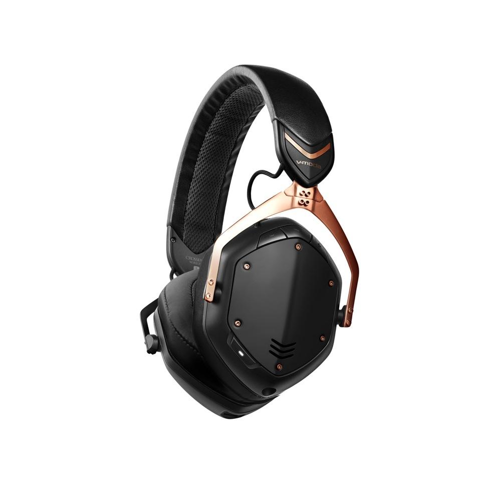 V-moda XFBT2-RGOLDB CROSSFADE II WIRELESS ROSE GOLD BLACK Bluetooth ワイヤレスヘッドホン