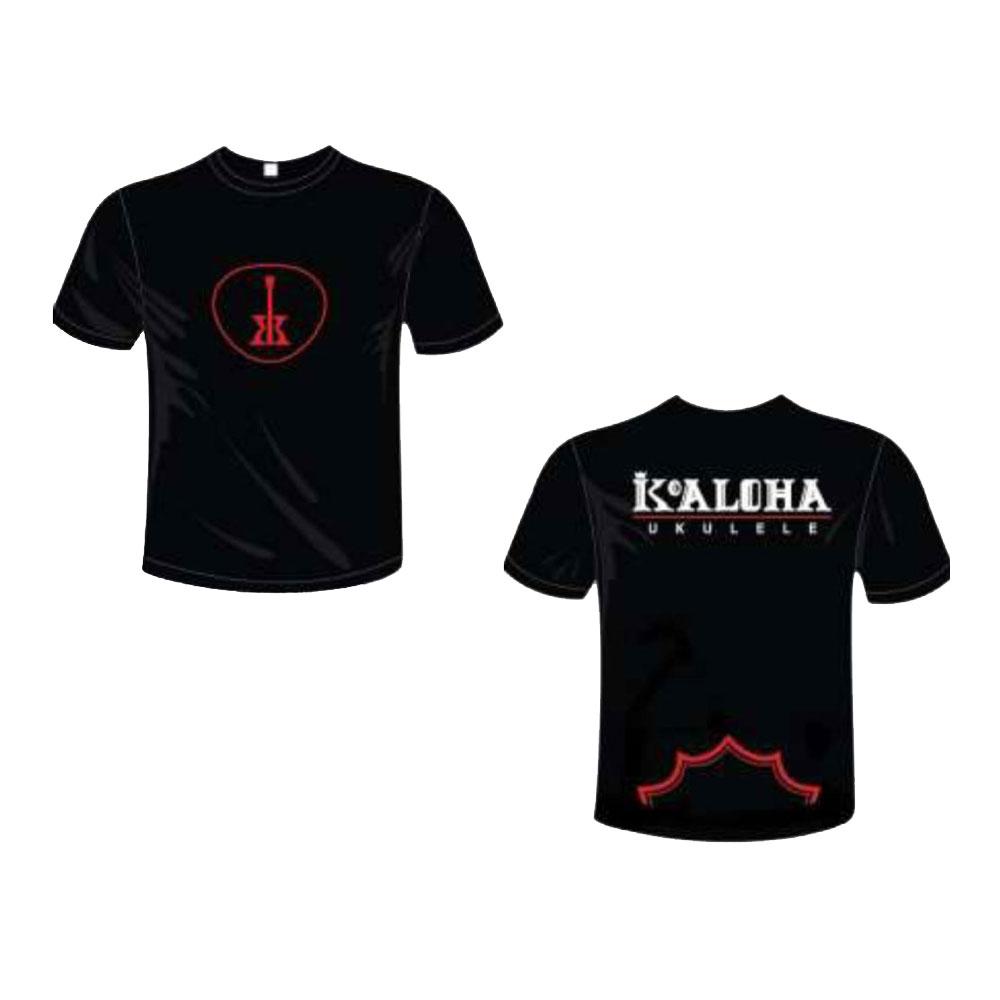 KoAloha Logo T-Shirt BLACK Mサイズ