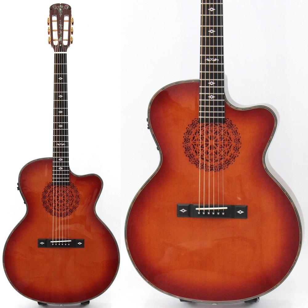 ARIA SP-CST/J ALB The Sandpiper エレクトリックアコースティックギター