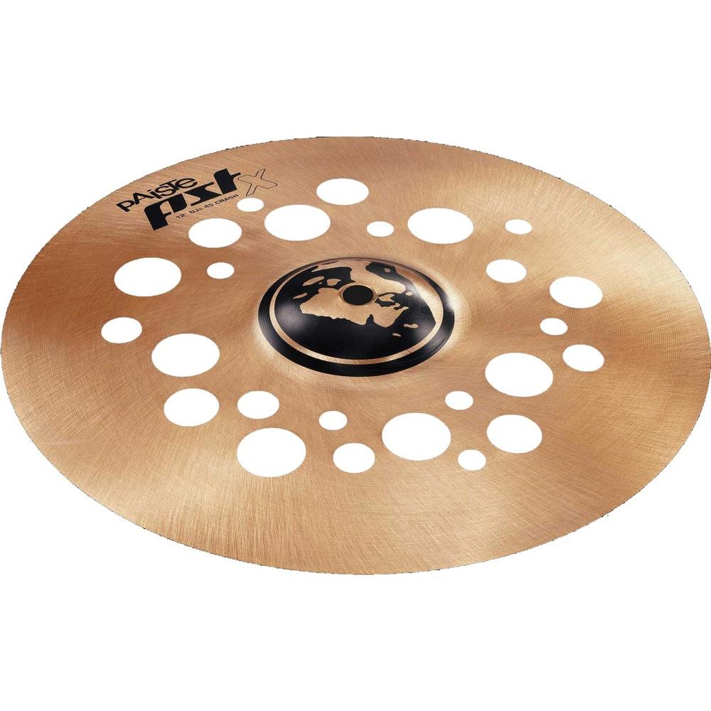 PAISTE PST X DJs 45 Hats 12inch Bottom ハイハットシンバル ボトム
