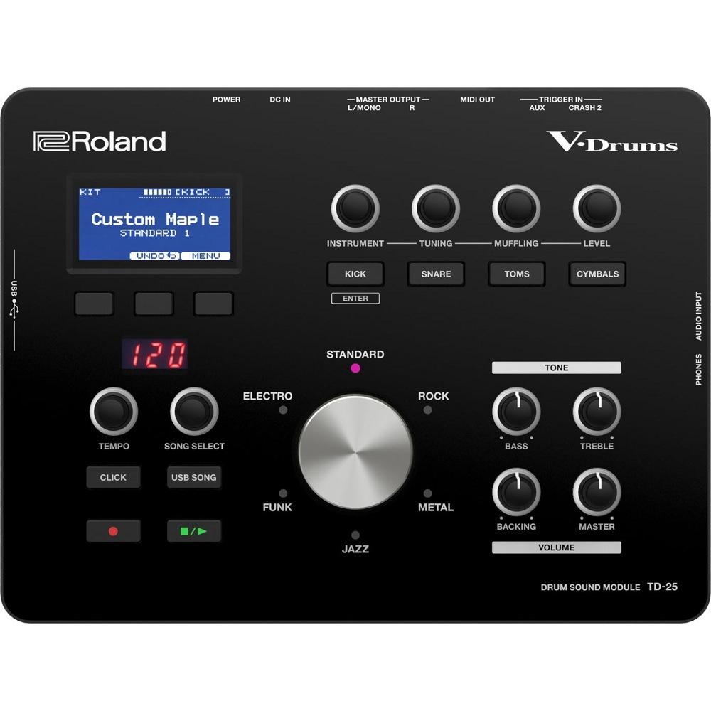 ROLAND TD-25 V-Drum Sound Module Vドラム音源