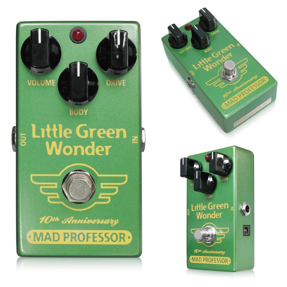 Mad Professor New Little Green Wonder 10th Anniversary エフェクター