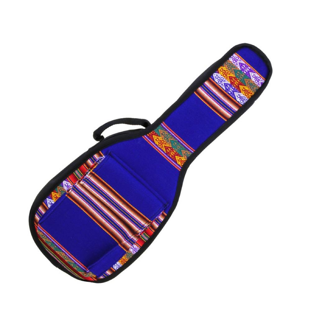 Pete Schmidt UK-100-1 Blue Dog Uke Bag Soprano ソプラノ ウクレレバッグ