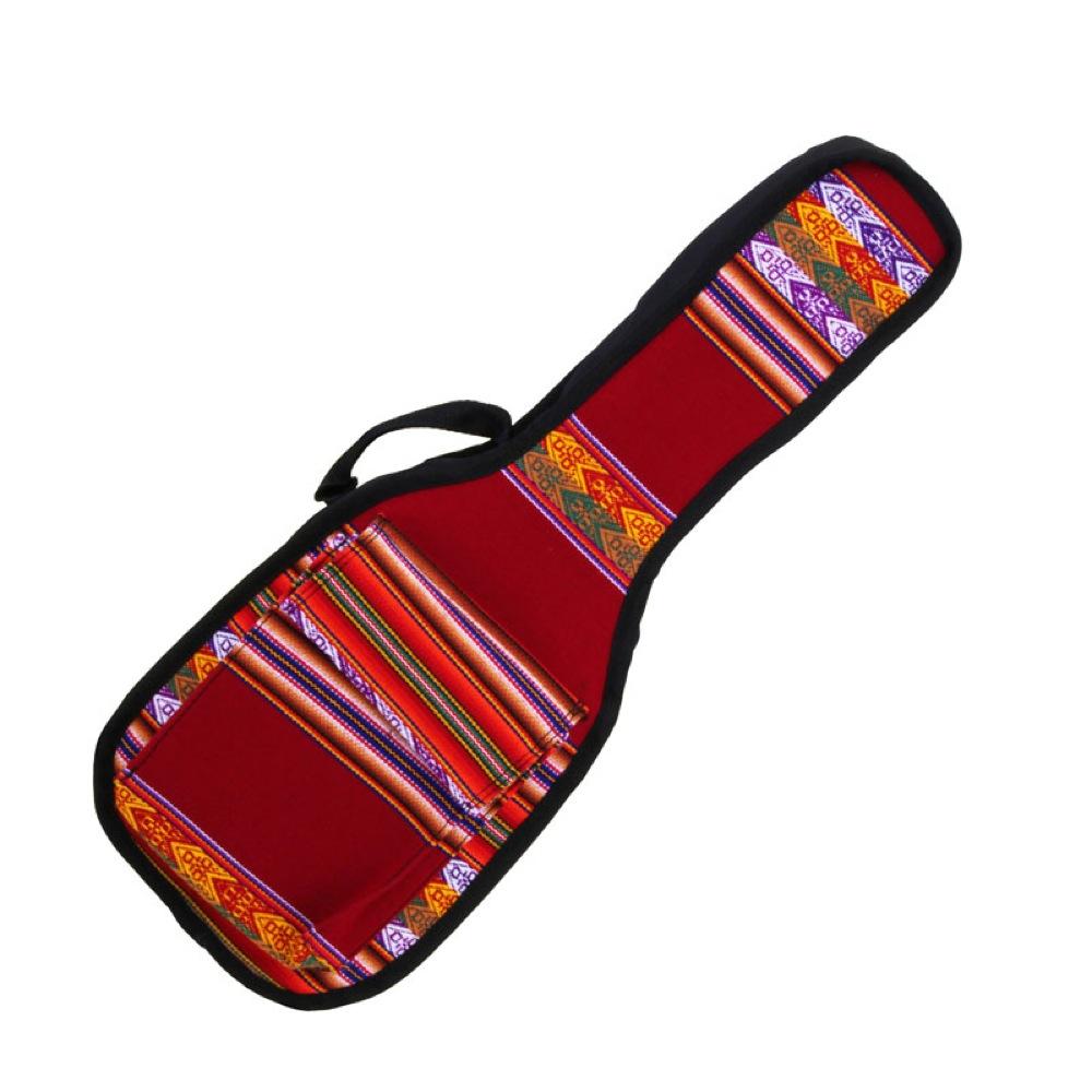 Pete Schmidt UK-100-7 Blue Dog Uke Bag Soprano ソプラノ ウクレレバッグ