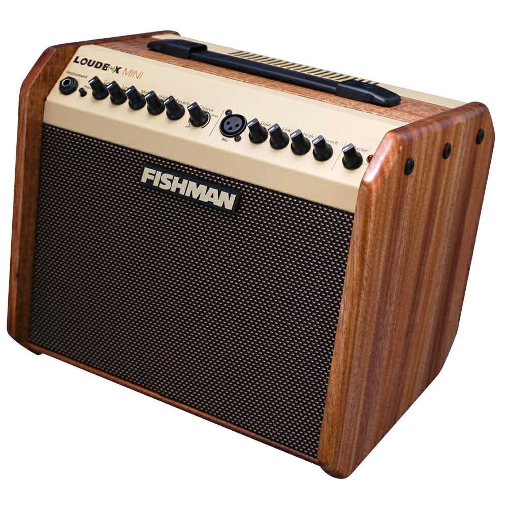 Fishman Loudbox Mini Special Edition Mahogany アコースティックギター用アンプ