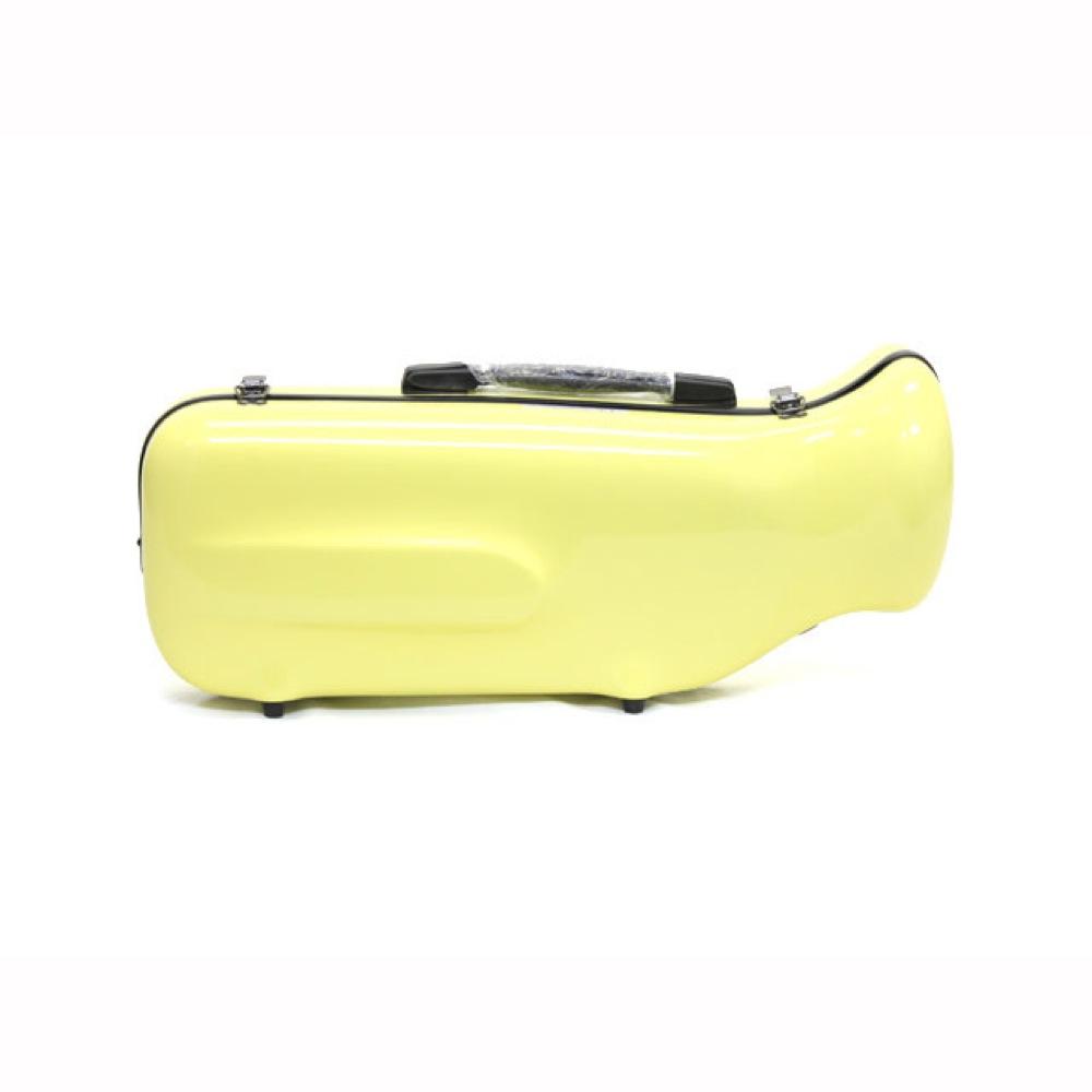 CC Shiny Case CC2-TP-PY トランペット用 C.C.シャイニーケース II パステルイエロー