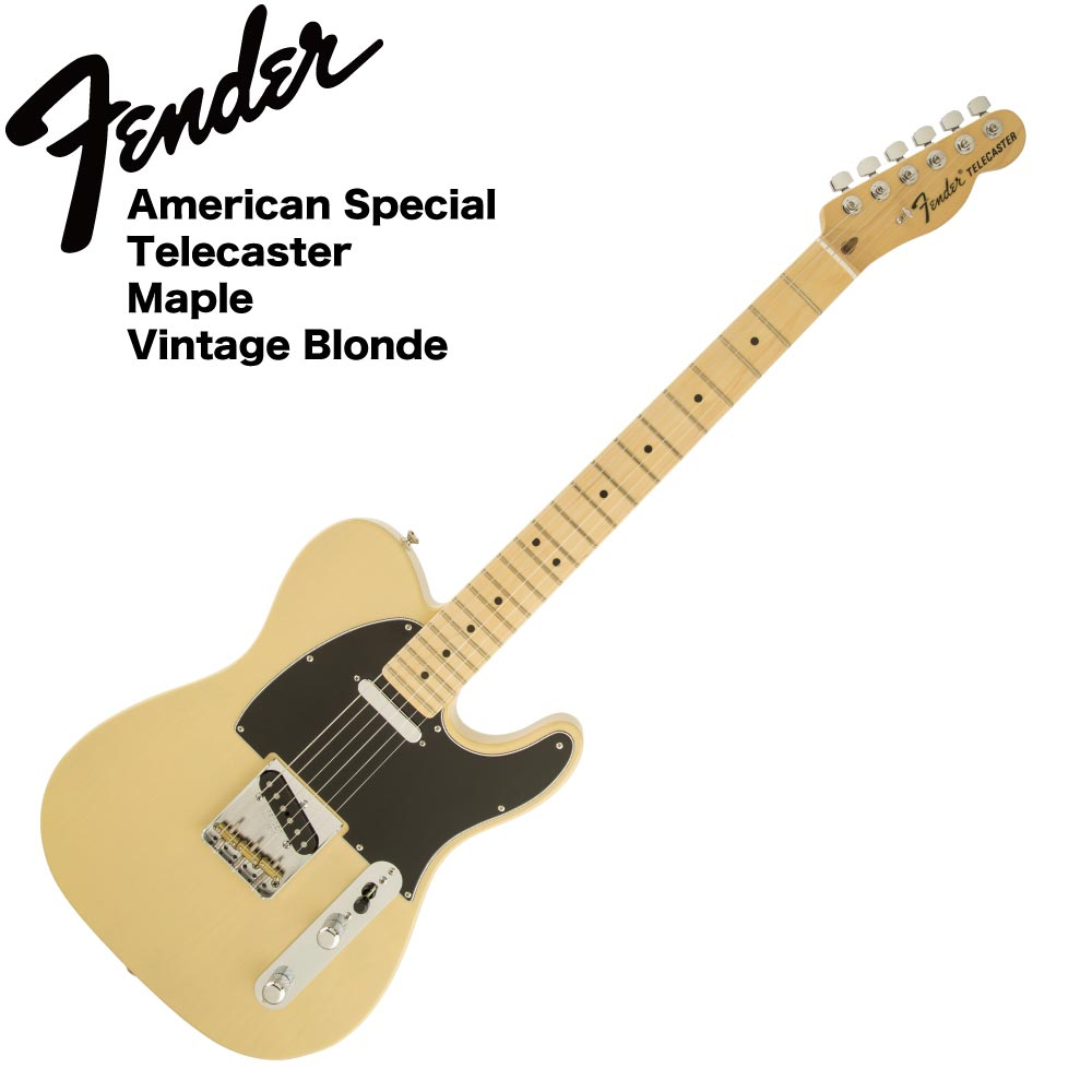 Fender American Special Telecaster MN VBL エレキギター
