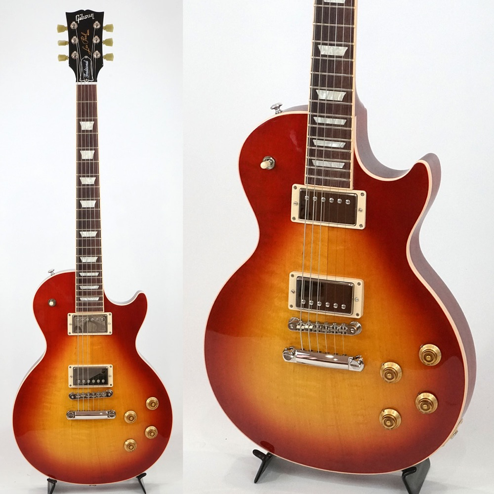 Gibson 2017年製 Les Paul Traditional T Heritage Cherry Sunburst エレキギター
