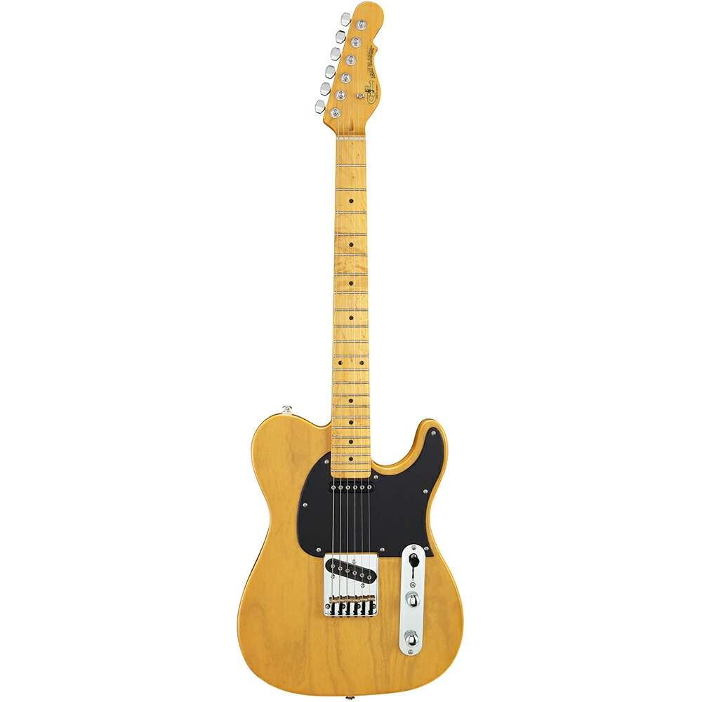 G&L Tribute Series ASAT Classic Butterscotch Blonde エレキギター