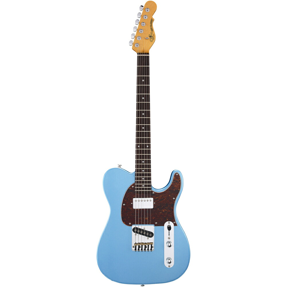 G&L Tribute Series ASAT Classic Bluesboy Lake Placid Blue エレキギター