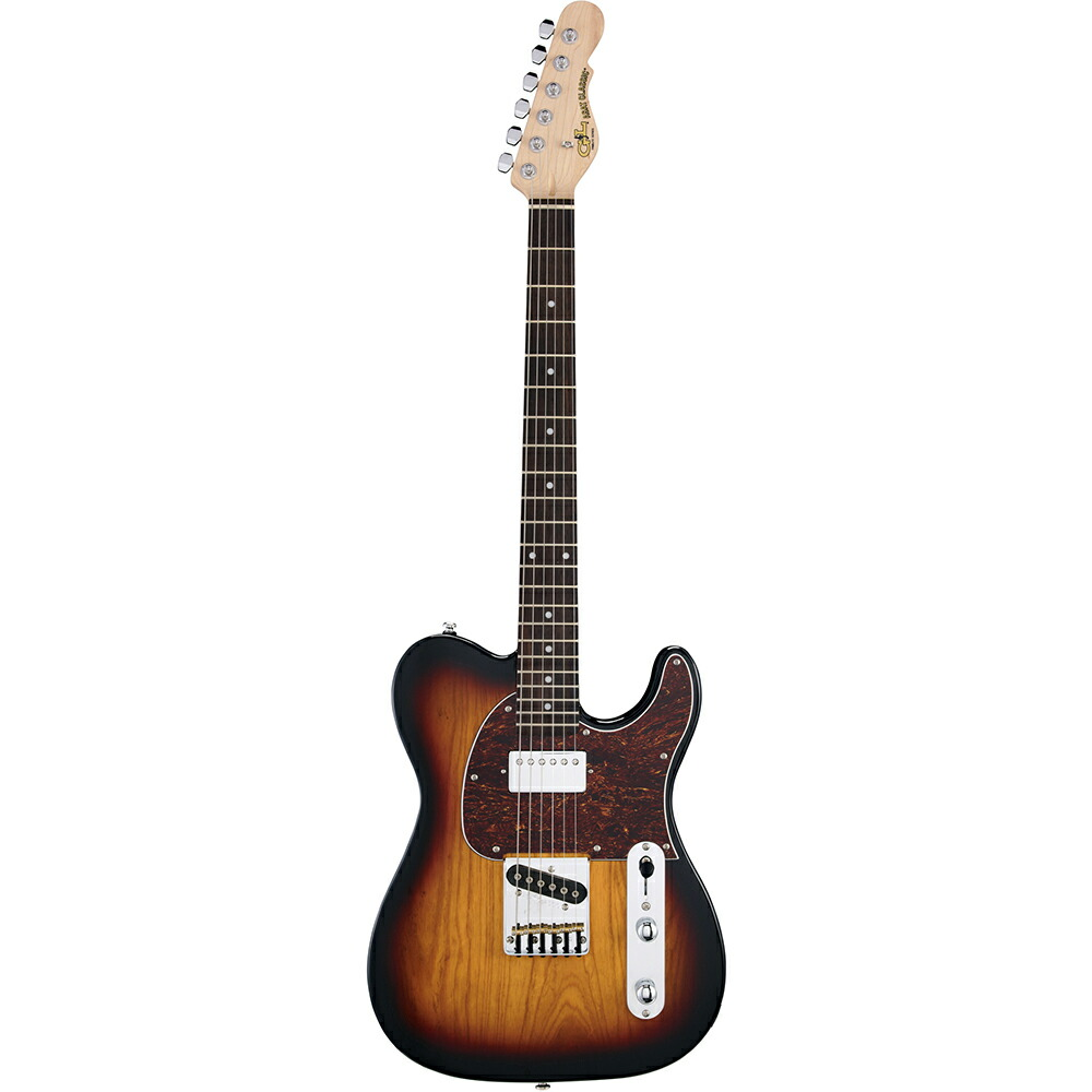 G&L Tribute Series ASAT Classic Bluesboy 3-Tone Sunburst エレキギター