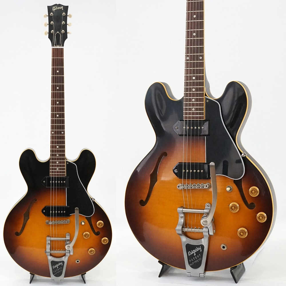 Gibson Memphis 2016 Limited Run 1961 ES-330TD Figured VOS 【中古】