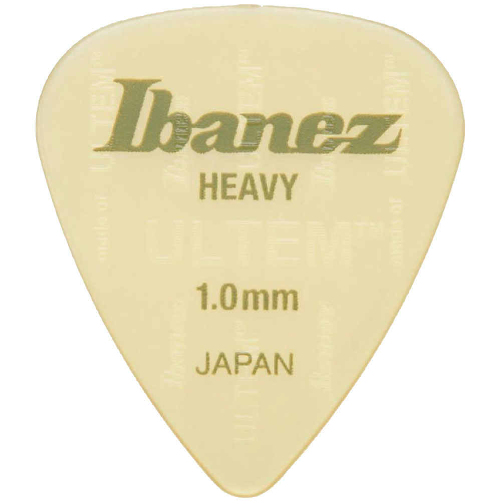 IBANEZ UL14H10 1.0mm Heavy ピック×10枚