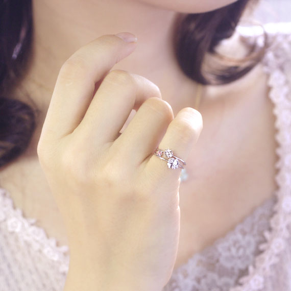 Fascinated By The Little Finger Are In Beautiful Supple Fingers Pinky Ring