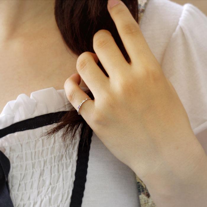 Ciao_Accessories | Rakuten Global Market: Pinky ring Platinum (PT ...
