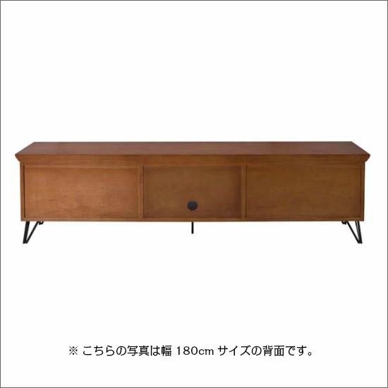 木製 ウッド アイアン 引き出し付き 収納 リビングボード テレビボード