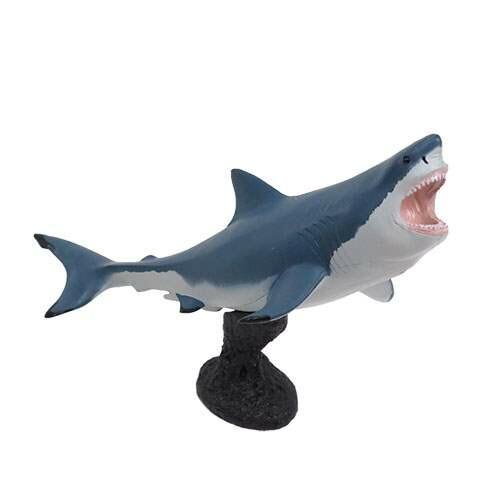 Bigger Than Megalodon Shark Toy : Cinemacollection rakuten global market megalodon figure