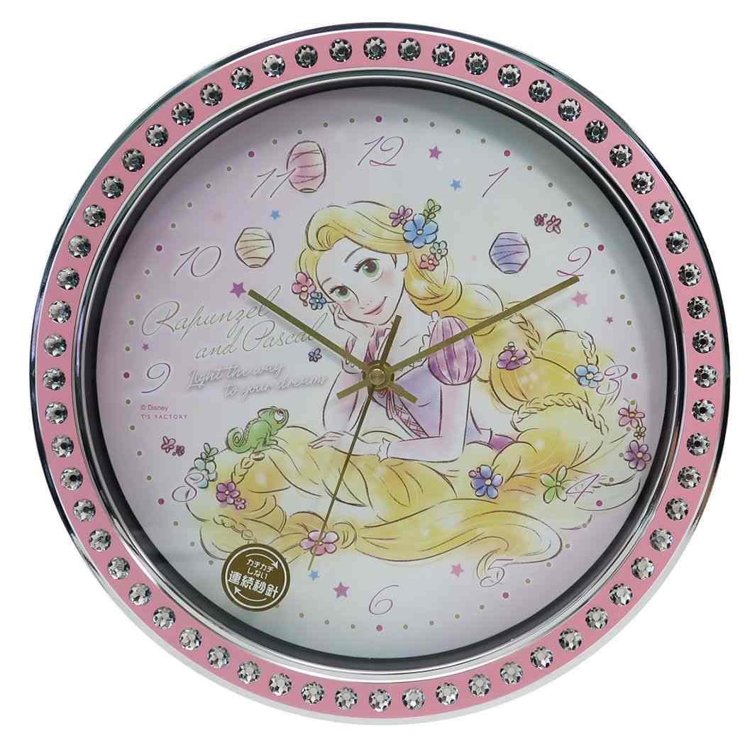 塔の上のラプンツェル壁掛け時計