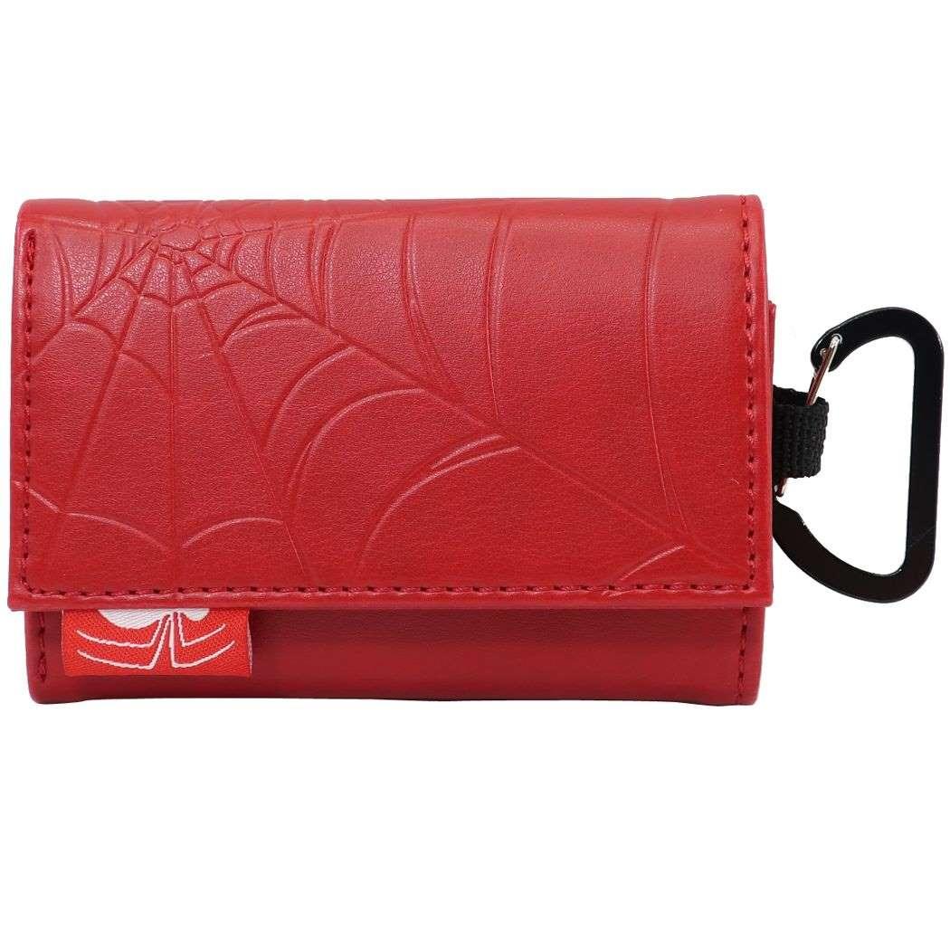 スパイダーマン 三つ折りコンパクト財布