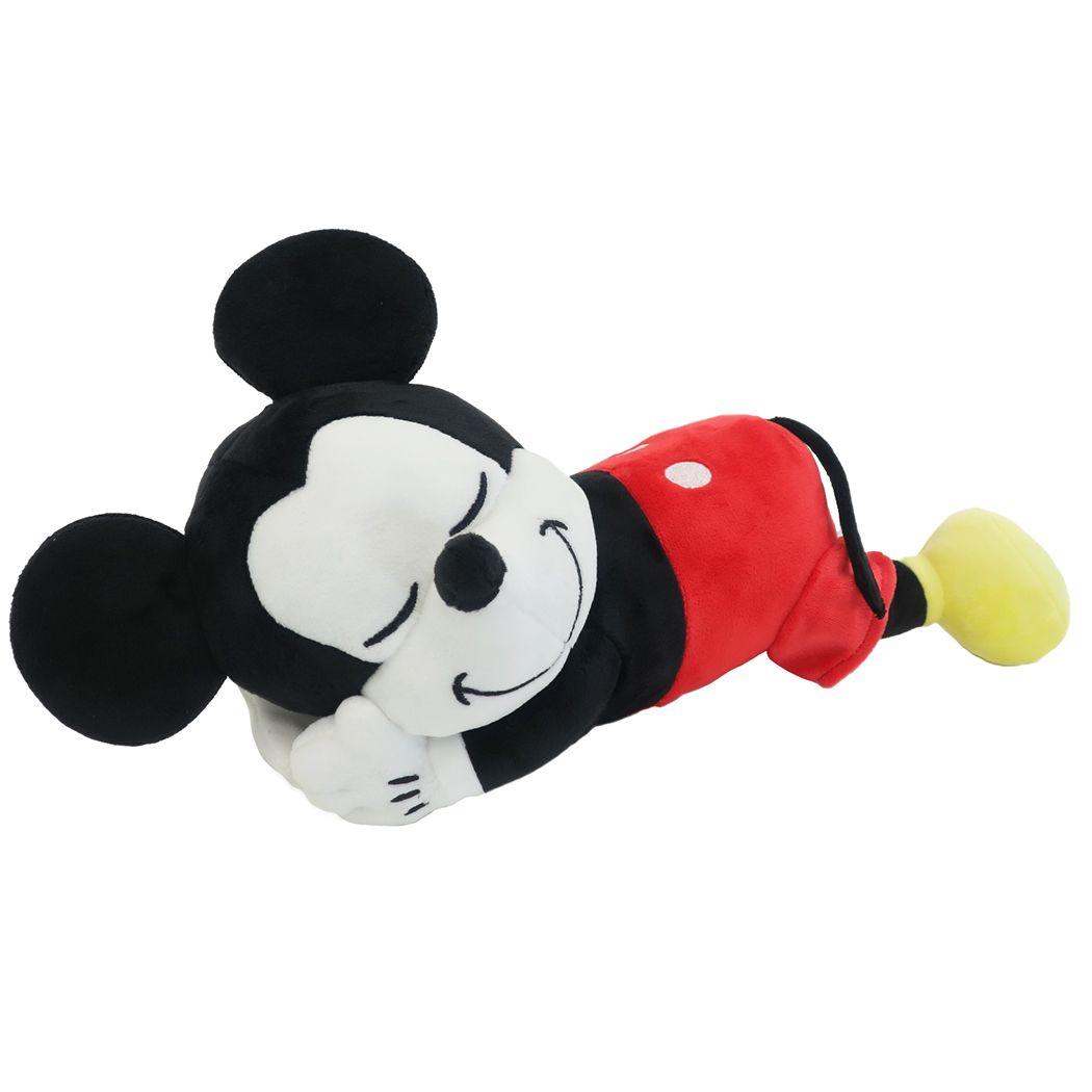 ミッキーマウス ぬいぐるみクッション