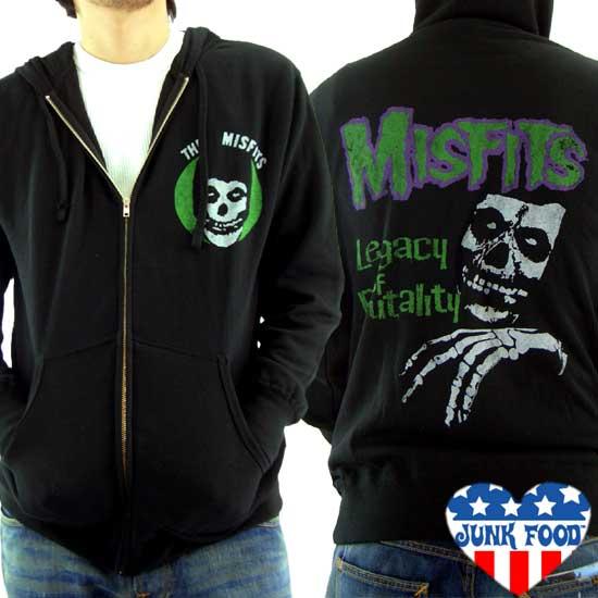 The misfits hoodie