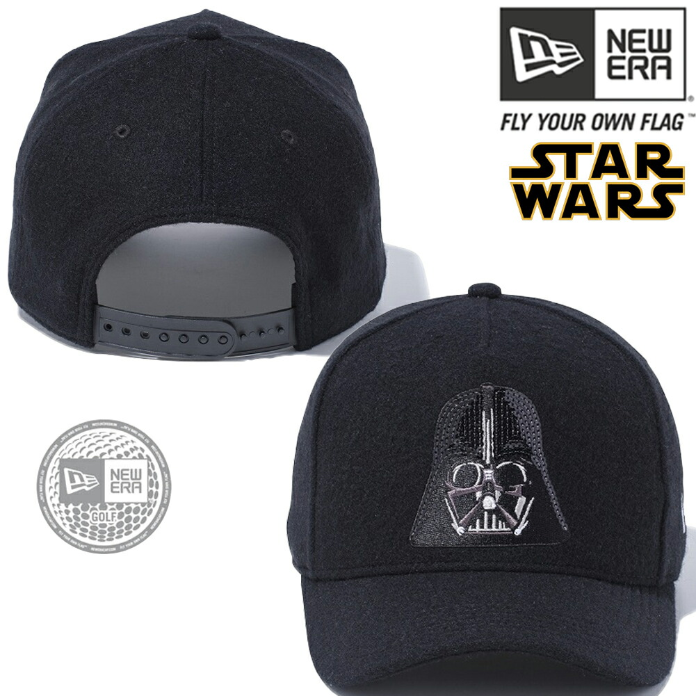 Cio Inc Star Wars X New Gills 940 Cap Golf D Frame