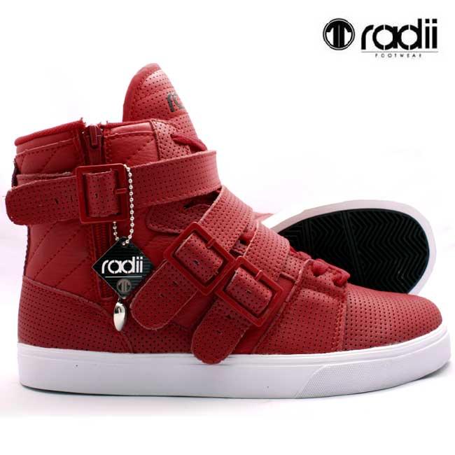 Radii Straight Jacket Shoes Size