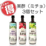 美酢(ミチョ) 900ml【3個セット】