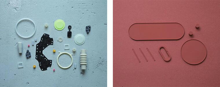 シリコンゴム製の生活雑貨ブランド「SiNG」