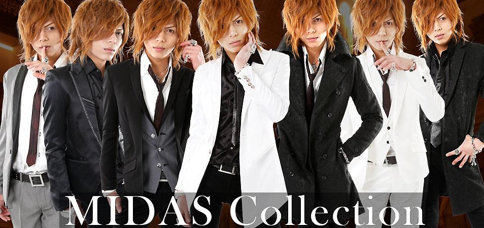 MIDASIX(ミダスナイン)ドレスコレクション