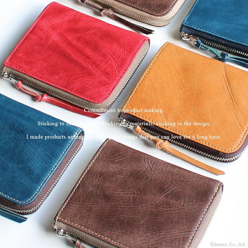 ce4662ec2fb4 短財布 レディース バッカス×イタリアンレザー カラー豊富で使い勝手抜群♪本革を