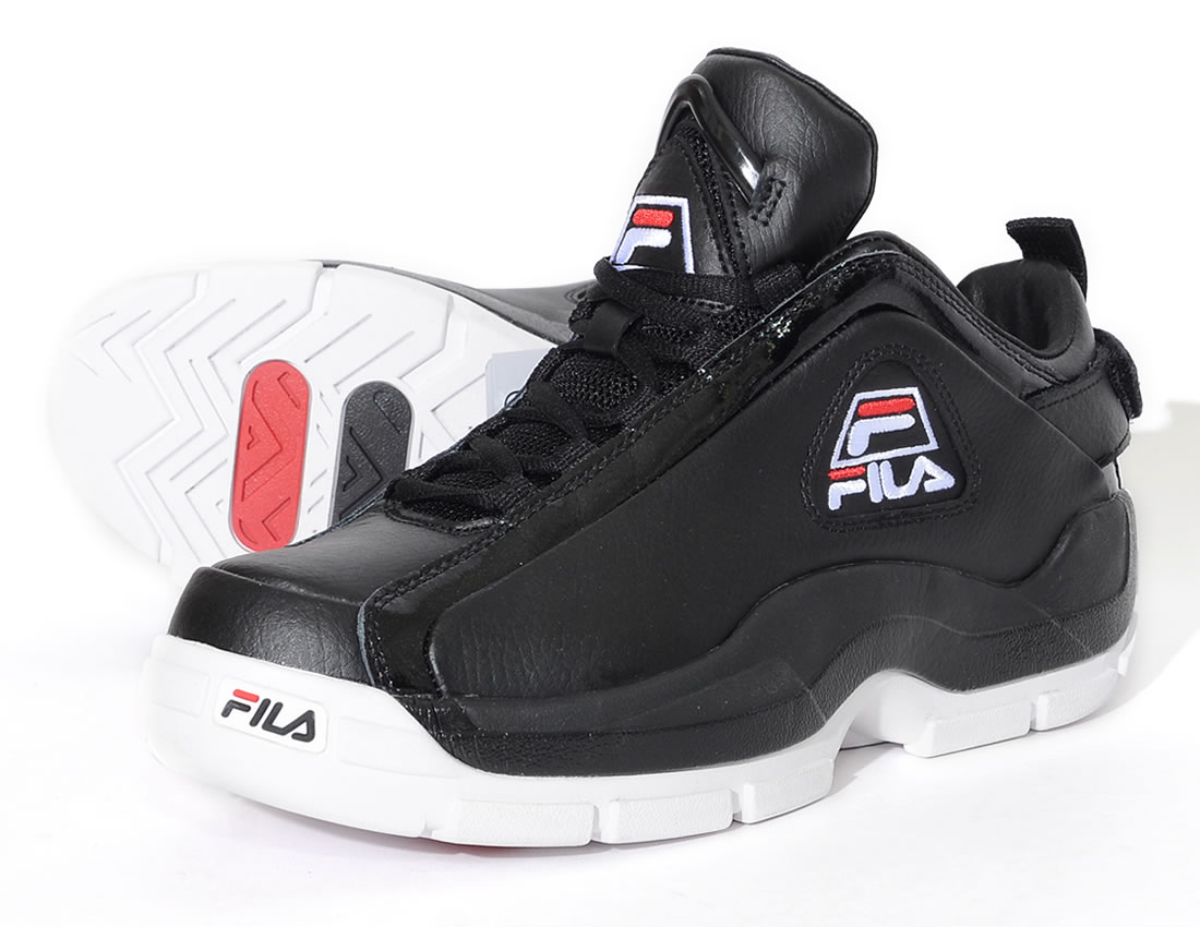 The size clothes which casual sports casual clothes of B of FILA Fila  sneakers NBA ground ヒルシグネーチャーモデル 96 LOW (F0316) ◆ men fashion street origin  ...