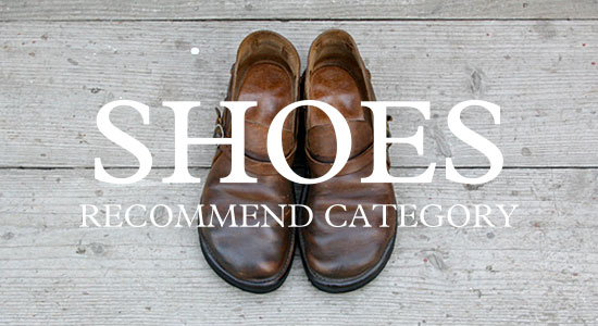 SHOES RECOMMEND CATEGORY