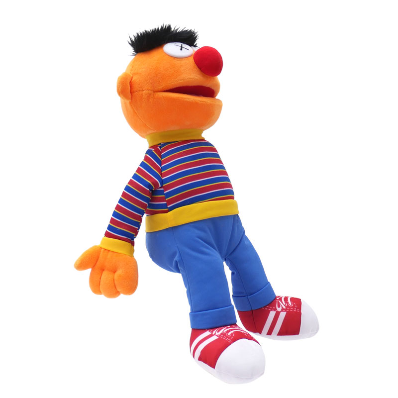 Ut Kaws X Sesame Street Ernie Toy Multi
