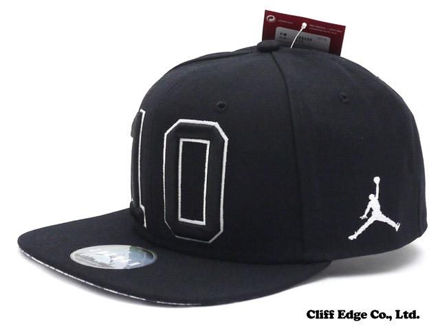 AIR JORDAN ADJUSTABLE CAP(キャップ) BLACK 【新品】