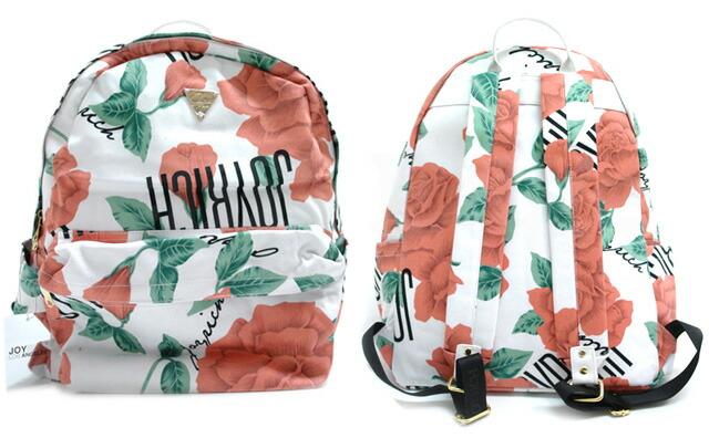 885f426984d3 楽天市場 JOYRICH ジョイリッチ Rose Patch Backpack バックパック ...