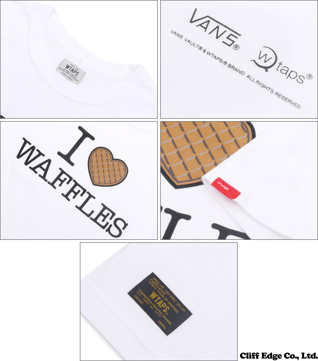 5525ba5e66 Here comes a hot collaboration item from WTAPS x VANS VAULT!! MEASUREMENTS  Sizing Guide (Neck to Bottom) x (Pit to Pit) x (Shoulder Width)