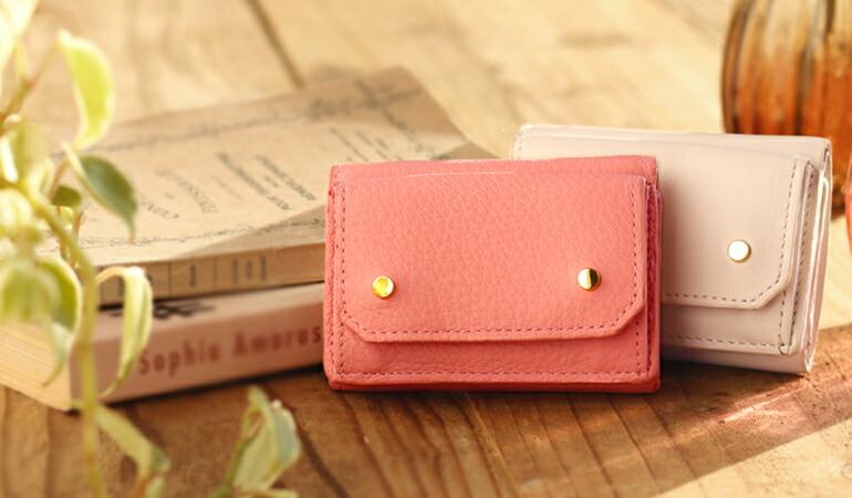 ミニ財布の画像