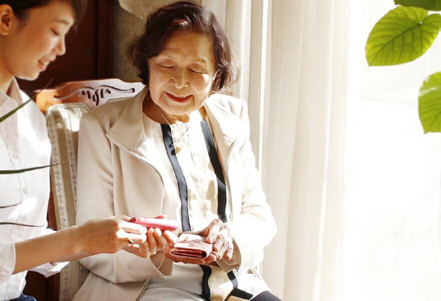上質な本革×日本職人でつくるレディース財布、キーケース、バッグの通販サイトAETHER(エーテル)