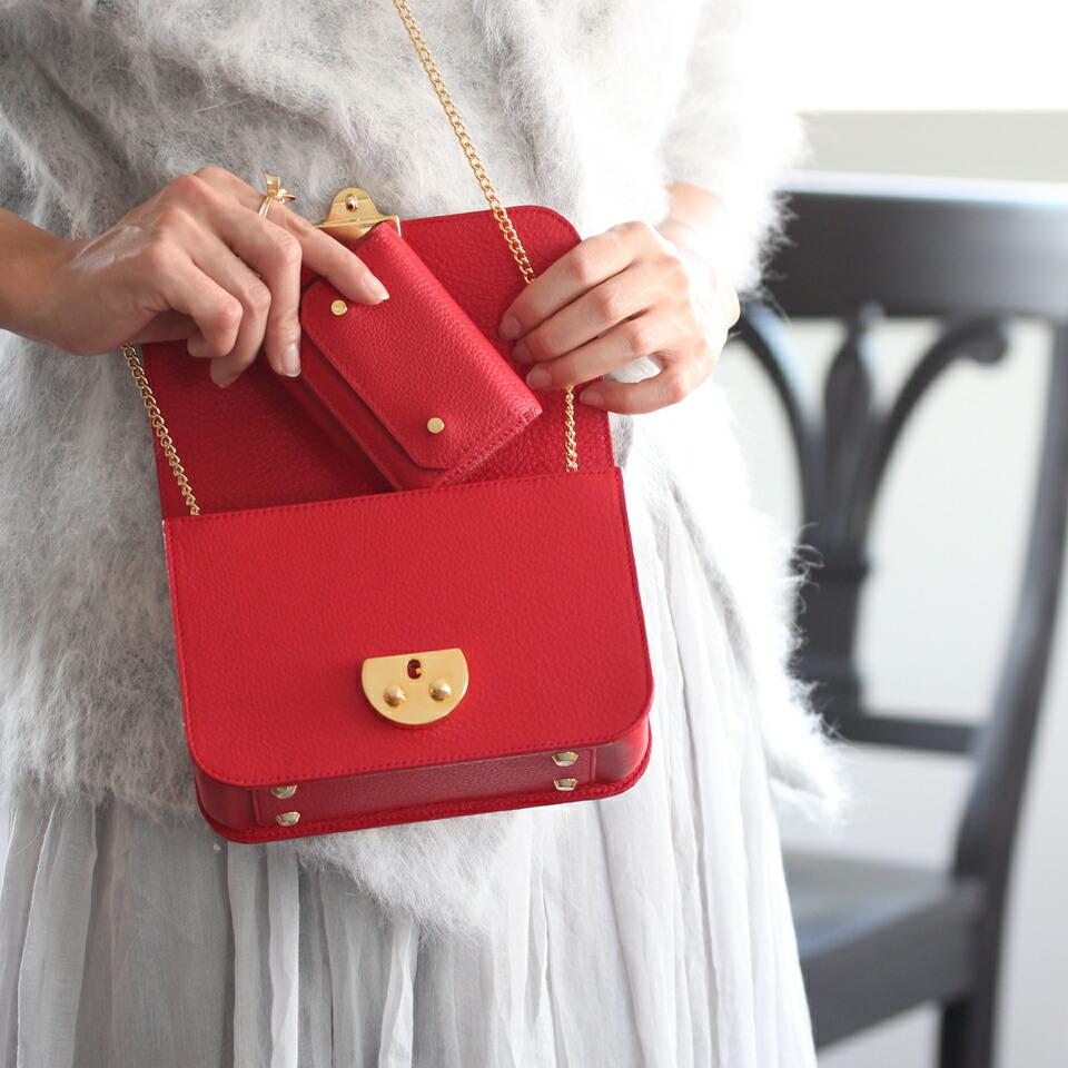 エーテル 全12色から選べる三つ折り財布
