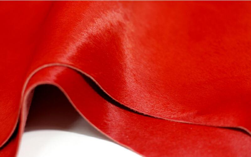 赤いハラコ