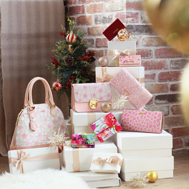 エーテル クリスマスおすすめの革財布・小物