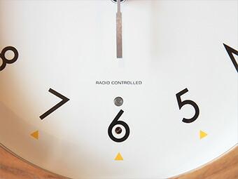 8MY500NC  電波時計 リズム時計