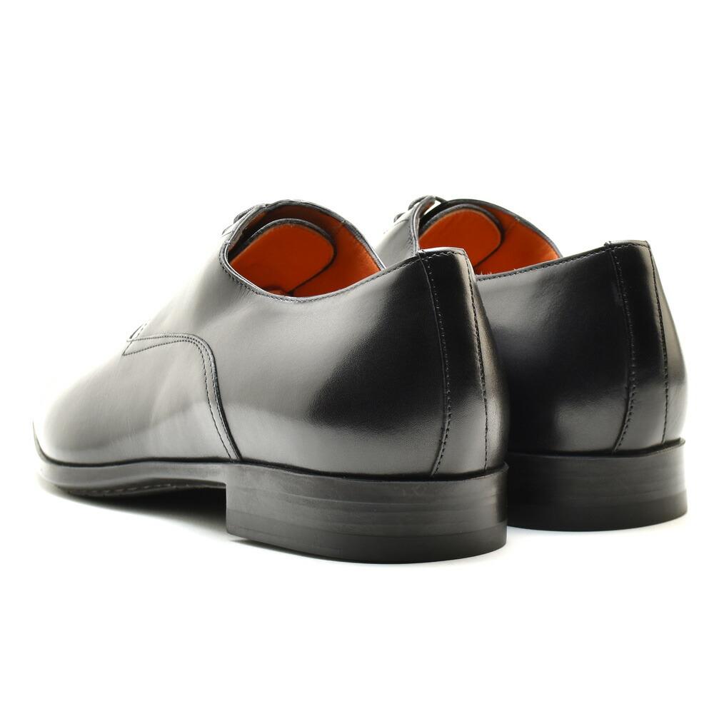 サントーニ Santoni MGWL 07413 SMOIRYCN01 革靴 メンズ ブラック BLACK レースアップ ドレスシューズ