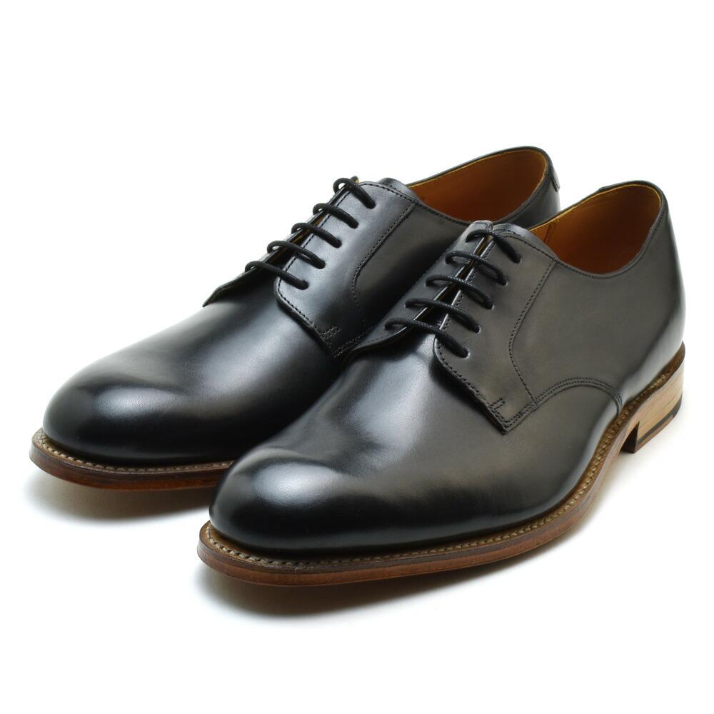 グレンソン GRENSON LIAM CALF 112027 リアム カーフ 靴 メンズ ブラック 黒 BLACK ドレスシューズ